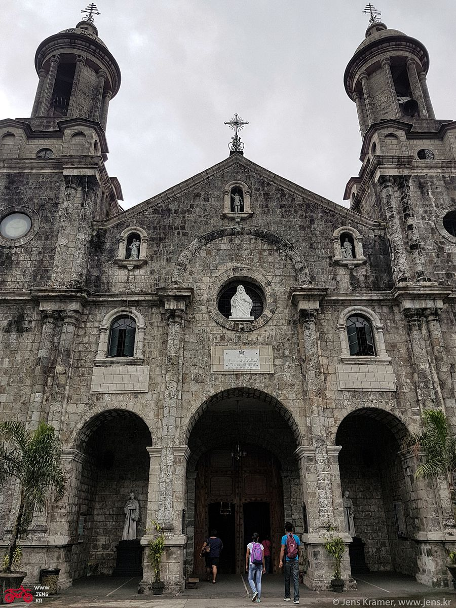 The Cathedral in Bacolod City